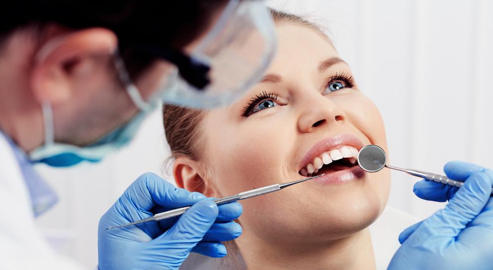 Консультация зубного врача