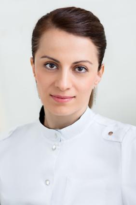 Григорян Арус Георгиевна