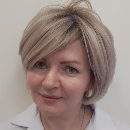 Абрамова Лариса Евгеньевна